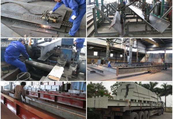 Quy trình thiết kế, sản xuất nhà thép chuẩn nhất