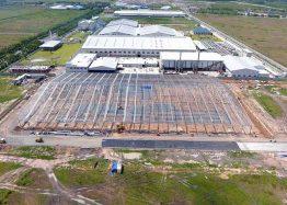 Công trình nhà xưởng tiền chế New Wide (1)