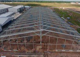 Công trình nhà xưởng tiền chế New Wide (3)